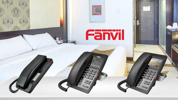Fanvil Release New H-Series Hotel Phones
