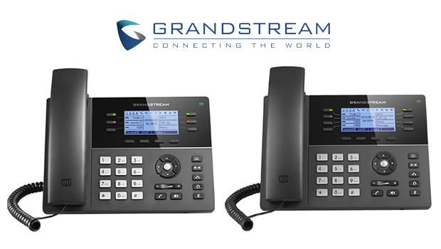 Grandstream introduces new GXP1700 Mid-Range IP Phones