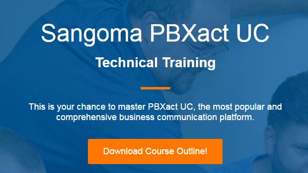Master Sangoma PBXact UC, Master Unified Communications
