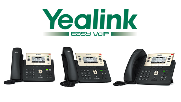 Yealink introduce the T27G to the T2 series of desktop IP phones