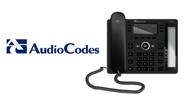AudioCodes IP Phone Achieves Microsoft Skype for Business Online Certification