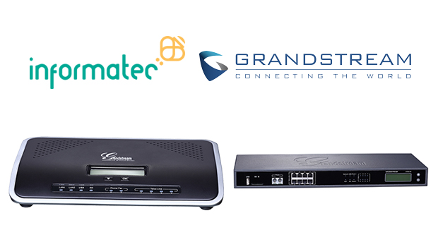 Grandstream's UCM series of IP PBXs now Compatible with Informatec's Info360 Call Accounting Software
