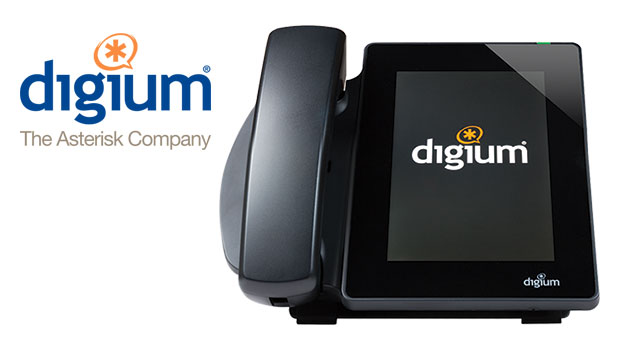 Digium announces new D80 HD touchscreen VoIP phone