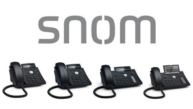Snom IP Phones interoperable with Centile's ISTRA platform