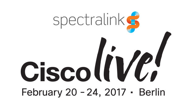 Spectralink brings award-winning solutions, along with new sector research, to Cisco Live! Berlin 2017