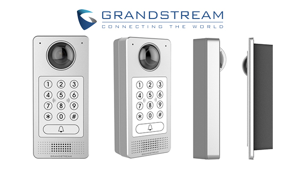Grandstream Releases Innovative Video Door System That Adds Value and Security to Facility Management