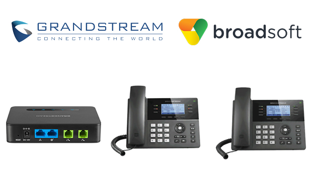 Grandstream's New series of Mid-Range IP Phones and ATAs Now Interoperable with BroadSoft