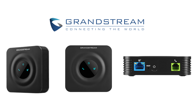 Grandstream Introduces New 1-Port VoIP Telephony Adapter
