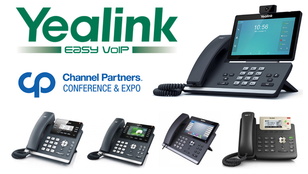 Yealink to Debut New T5 Series of Media Phones at Channel Partners 2017 Las Vegas