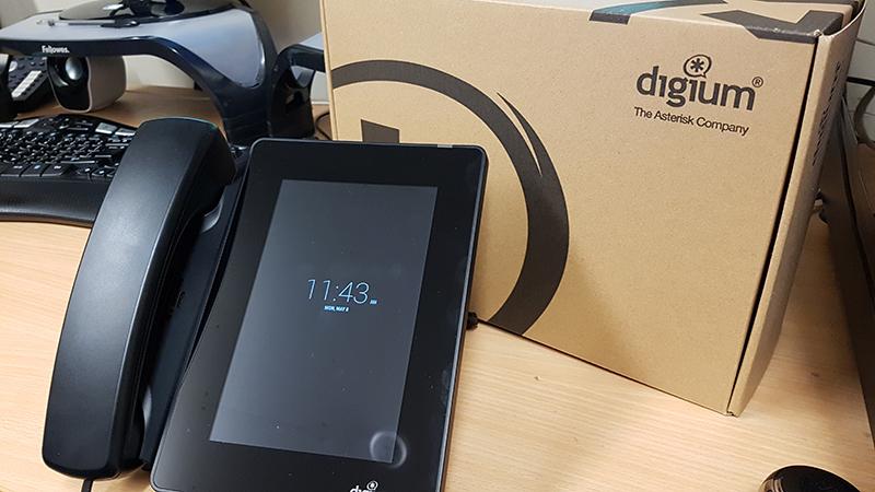 Digium D80