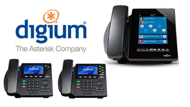A quick look at the Digium D80 IP Video Media Phone