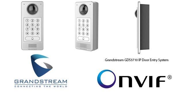 Grandstream's GDS3710 Passes ONVIF Certification Testing