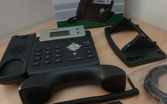Yealink T21P IP Phone