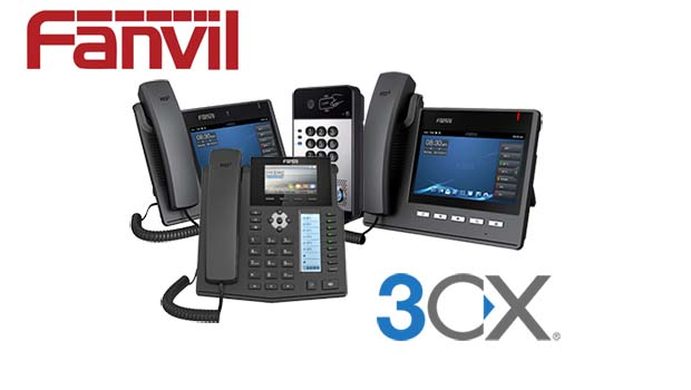 Fanvil X Series Fully Interoperable With 3CX's Latest Version 15.5