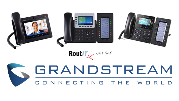 Grandstream and RoutIT Announce Interoperability Partnership