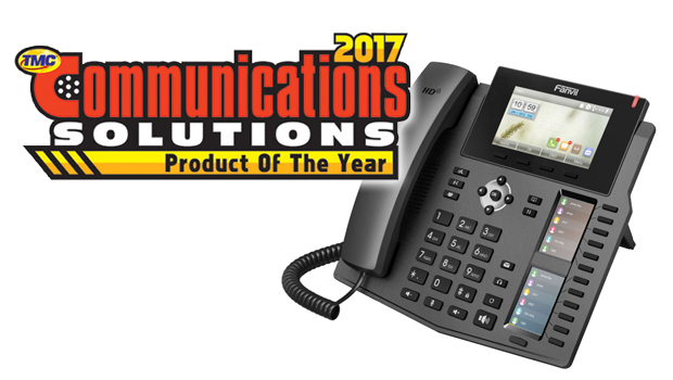 Fanvil X6 VoIP Phone Recognised for Exceptional Innovation