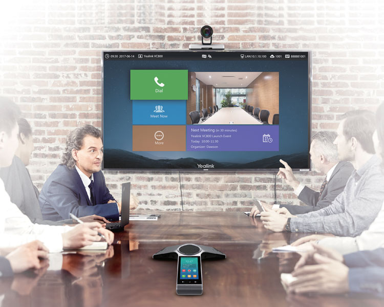 Lifelike Communication for Small and Medium Meeting Rooms
