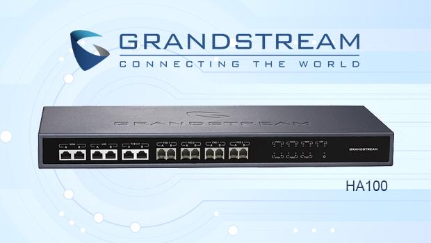 Grandstream Announce HA100  Controller Release