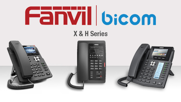 Fanvil Announce X Series and H Series Interoperability with Bicom Systems