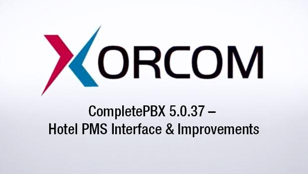 Xorcom Release CompletePBX 5.0.37