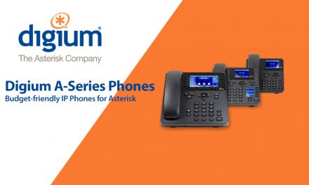 Digium's new A-Series phones for Asterisk
