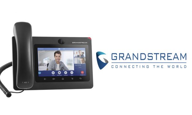 Grandstream announce the GXV3370 as the newest IP video phone to its GXV series