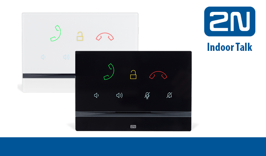 2N Releases New Answering Unit: Indoor Talk