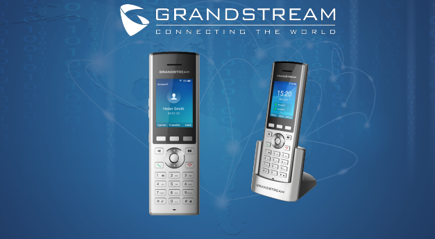 Introducing the Grandstream WP820 Enterprise Portable WiFi Phone