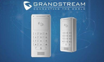 Grandstream release the GDS3705 IP Audio Door System
