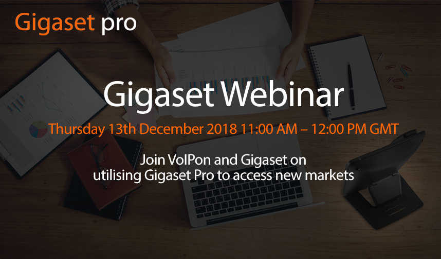 Webinar: Utilising Gigaset Pro to access new markets