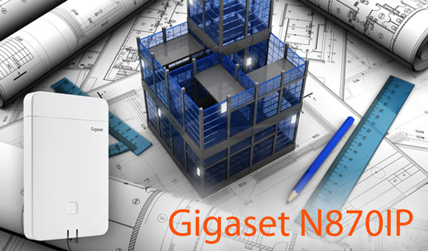 Introducing the Gigaset N870 IP PRO