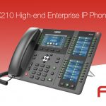 Introducing the Fanvil X210 Enterprise IP Phone
