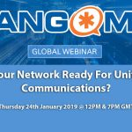 Webinar: Is Your Network Ready for Unified Communications?