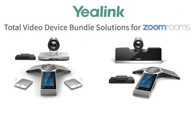 Introducing Yealink 'Zoom' edition Total Device Kits for Video Conferencing