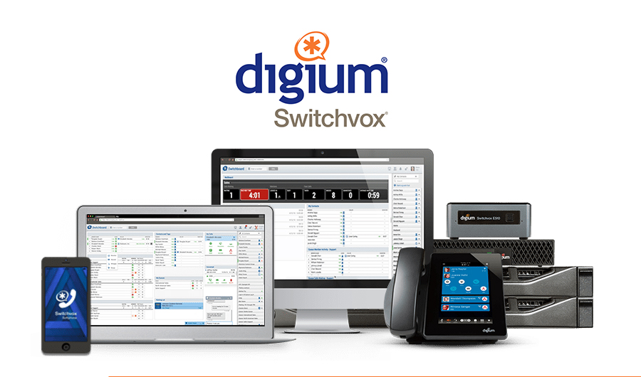 Switchvox 7 is now available for the Digium Unified Communications Platform