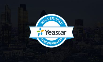 VoIPon becomes certified sub-distributor for Yeastar PBX products and Gateways