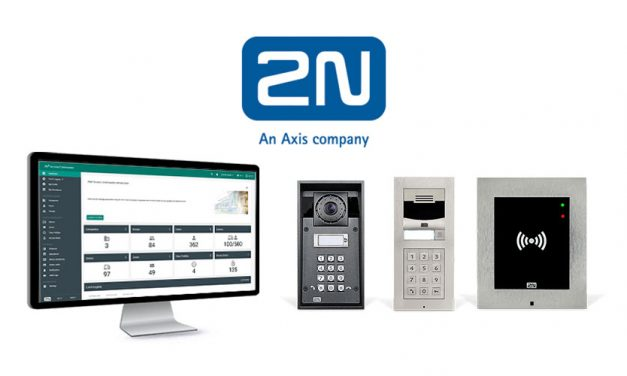 2N launches firmware v2.26 for IP intercoms and access control units