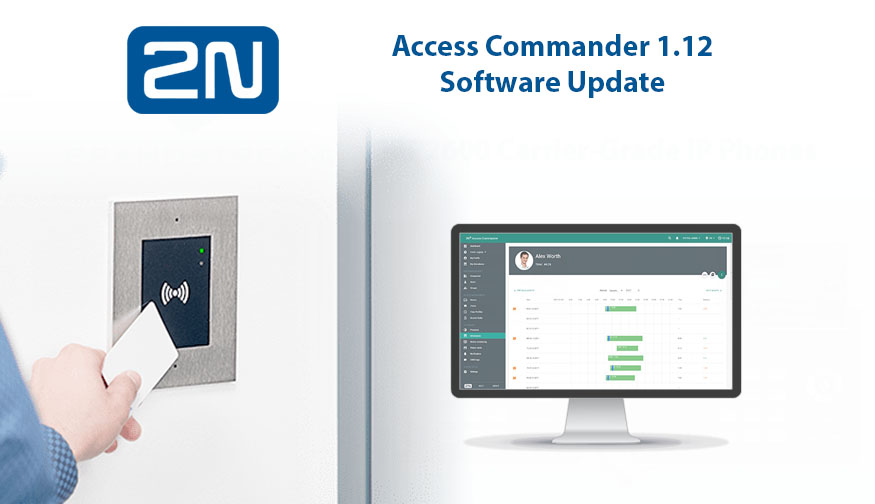 NEW VERSION OF 2N ACCESS COMMANDER 1.12