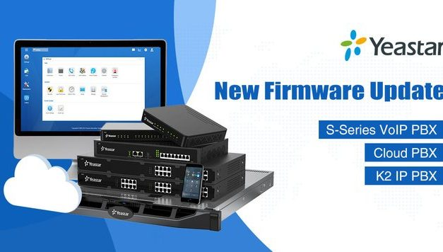 New Yeastar Firmware: Free QueueMetrics Integration for S-Series; Cloud PBX and K2 Come with Bug Fixes