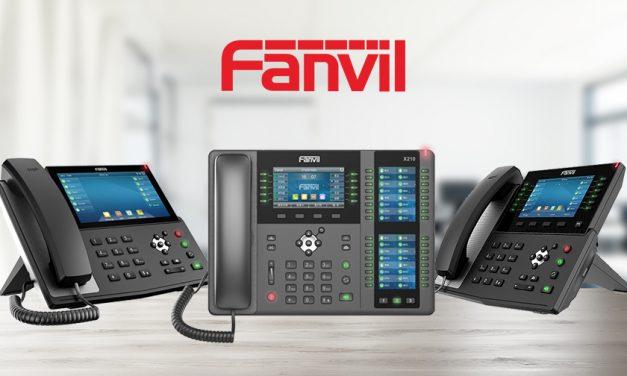 Webinar: Fanvil X7, X7C and X210 IP phones