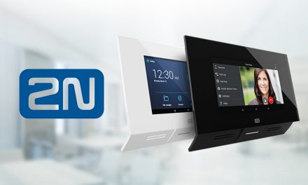 New 2N Indoor Touch 2.0 answering unit
