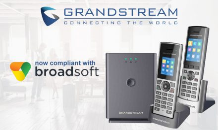 Grandstream's new series of DECT IP Phones are now compliant with BroadSoft