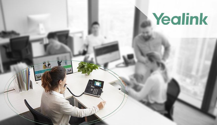 Yealink's T5 business phone series takes the enterprise office environment by storm