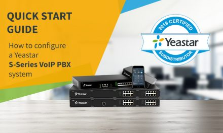 How to configure a Yeastar S-Series VoIP PBX system