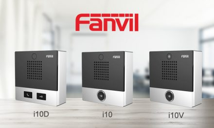 What's new in the Fanvil  i10 SIP mini intercom series?