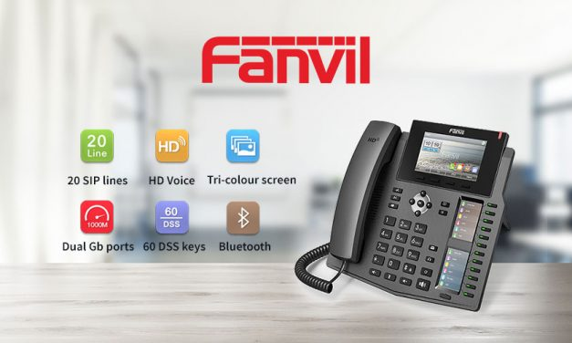 Customise DSS key icons on your Fanvil X6 IP phone