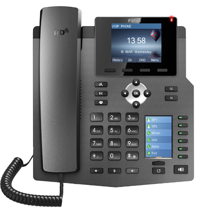 Fanvil X4 Enterprise IP Phone
