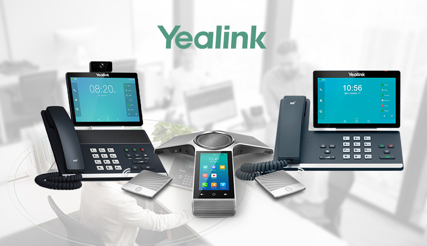 New Firmware released for Yealink audio devices certified by Microsoft Teams