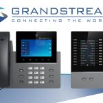 Grandstream Releases the New High-End GXV3350 Smart IP Video Phone and GBX20 EXT Extension Module