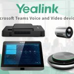 Introducing Yealink's new Certified for Microsoft Teams Voice and Video Devices